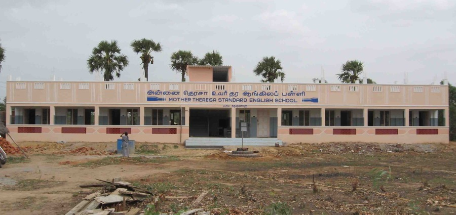 Low Cost School Building Design In India